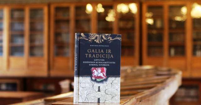 Petrauskas R. Galia-ir-tradicija