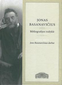 J Basanavičius rodyklė
