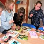 Judrūs žaidimai su knyga Vaikų literatūros skyriuje 2