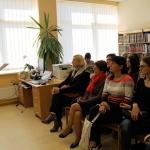 Kuršėnų Vytauto Vitkausko biblioteka tapo Eurodesk atstovybe 2