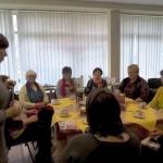 """LNB savaitė Gruzdžiuose: diskusijų popietė """"Biblioteka - tavo sielai artima erdvė"""" 5"""