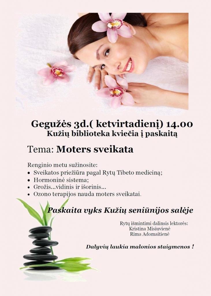 SK Moters sveikata Kužiai